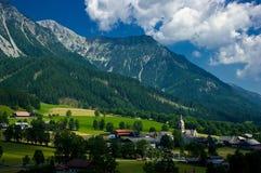 Ramsau am Dachstein stock afbeelding
