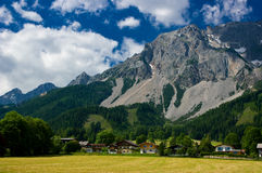 Ramsau am Dachstein. Stock Images