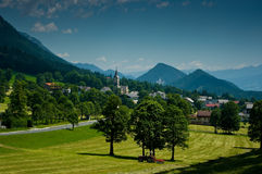 Ramsau am Dachstein. Royalty Free Stock Photos