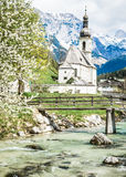 Ramsau Royalty Free Stock Photography