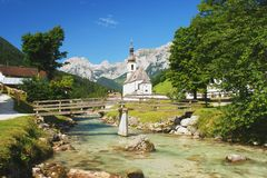 Ramsau, Germany Stock Photos