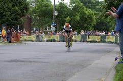 Ramsden Wygrywa Najlepszy Młodego jeźdza przy Uptown Fotografia Stock