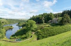 Ramsdens Reservoir Royalty Free Stock Images