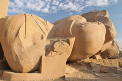 Ramses II Royalty Free Stock Photos