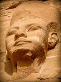 Ramses II, Abu-Simbel Royalty Free Stock Photo