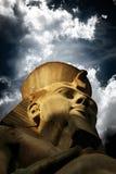 Ramses II. acient Koning van Egypte Stock Foto's
