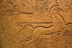 Ramses las antigüedades antiguas del rey, museo de Luxor en Egipto fotos de archivo libres de regalías