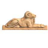 Ramses Statue Royalty Free Stock Photography