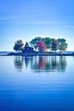 ramsey озера осени Стоковое Фото