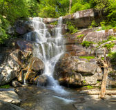 Ramsey Cascades Royalty Free Stock Photography