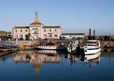 Ramsgate maritimt museum Royaltyfria Bilder