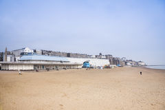 Ramsgate sandy beach kent seaside england Royalty Free Stock Image
