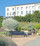 Ramsgate Seating Area And Surroundings Stock Images
