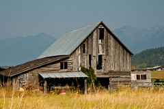 Ramshackle Barn Stock Photos