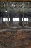 Ramshackle Hall Stock Images