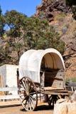 Ramshackle wagon Royalty Free Stock Photo