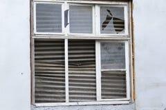 Ramshackle Window Stock Photography