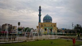 17 ramshan清真寺 图库摄影