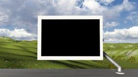 Ramskrivbord Arkivbild