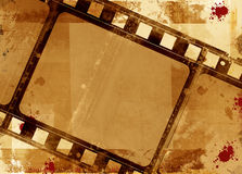 ramy film crunch Fotografia Royalty Free