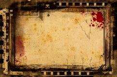ramy film crunch Zdjęcie Royalty Free