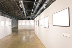 ramy siwieją wiele ściany Obrazy Royalty Free