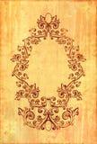 ramy wieloletnie textured tło Obrazy Royalty Free