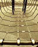 ramy wspinaczkowej liny Obraz Stock