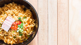 Ramyun Stock Photography