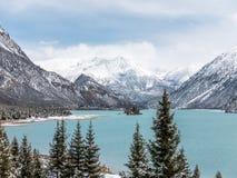 The Ran Wu lake Royalty Free Stock Photo