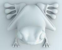 rana 3D Fotografia Stock Libera da Diritti