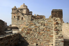 Rana Kumbh Palace Stock Image
