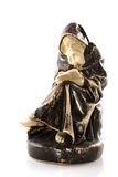 Rana pescatrice cattolica Franciscan fotografie stock libere da diritti