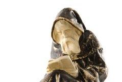 Rana pescatrice Franciscan fotografia stock