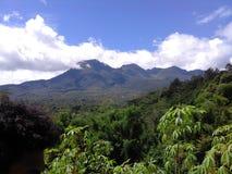Ranaka berg Arkivbild