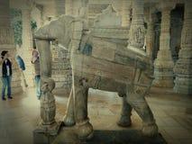 Ranakpur świątynia obraz stock
