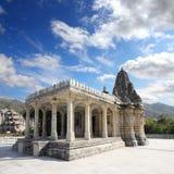 Ranakpur hinduism świątynia w ind Zdjęcia Royalty Free