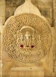Ranakpur tempel Royaltyfri Fotografi