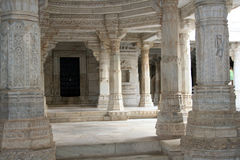 Ranakpur Temple Royalty Free Stock Photo