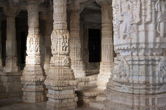 Ranakpur Temple Stock Photography
