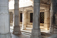 Ranakpur Temple Stock Images