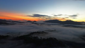 Ranau Sabah Μαλαισία στοκ εικόνες