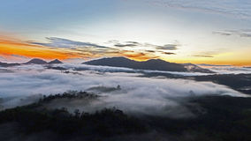 Ranau Sabah Royaltyfri Foto