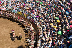 Chilean Rodeo Stock Photos