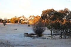 Ranch à distance Images stock