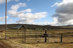 ranch Lizenzfreie Stockfotografie