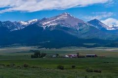 ranch stockbild