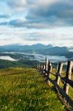 Ranch de montagne Images libres de droits