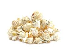 Ranch gewürztes Weißkäse-Popcorn lizenzfreie stockbilder