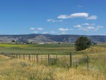 Ranch lands landscape Stock Photos